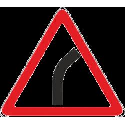 1.11.1 Опасный поворот в право
