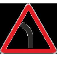 1.11.2 Опасный поворот в лево