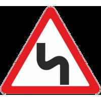 1.12.2 Опасные повороты на лево