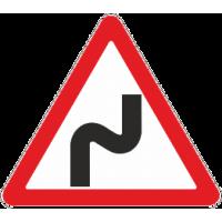 1.12.1 Опасные повороты на право