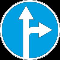 4.1.4 Движение прямо или на право