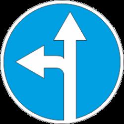 4.1.5 Движение прямо или на лево