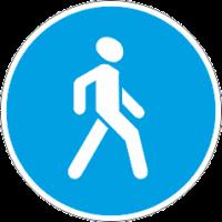 4.5.1 Пешеходная дорожка