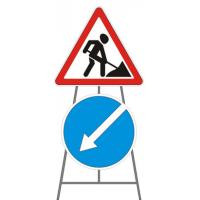 Опора (Тренога) для дорожных знаков Переносная