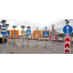 Опора для дорожных знаков (трубостойка) Временная